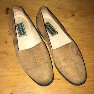 Cole Haan Brown Leather Shoes 8.5M